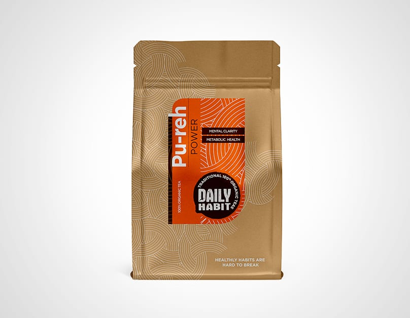 Daily Habit Pu-reh Packaging<div style='clear:both;width:100%;height:0px;'></div><span class='desc'></span>
