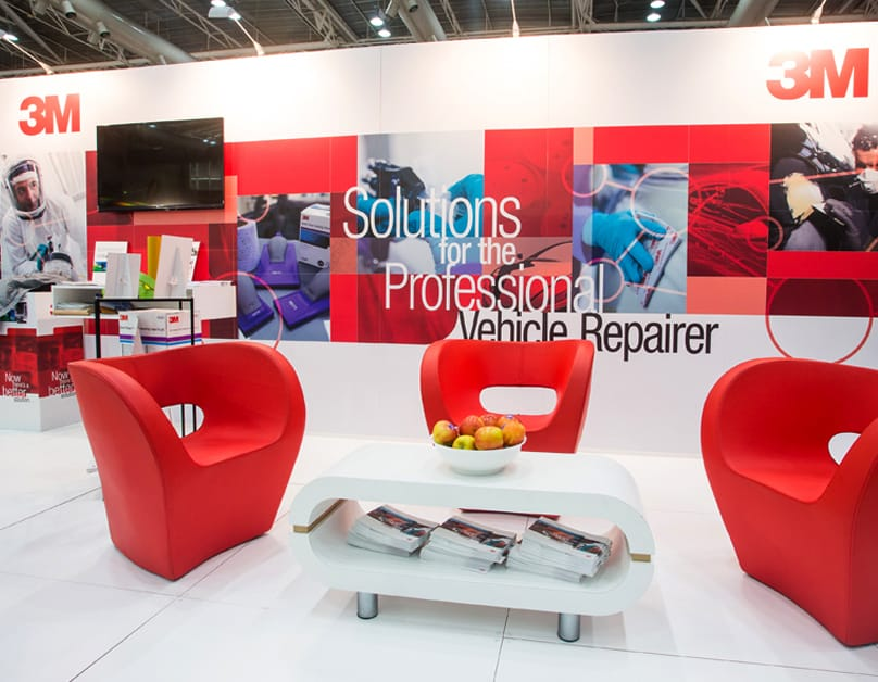 3M Automotive Show Stand<div style='clear:both;width:100%;height:0px;'></div><span class='desc'></span>