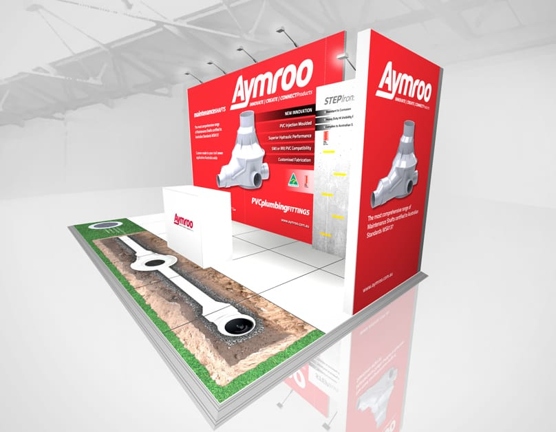 Aymroo Exhibition Stand<div style='clear:both;width:100%;height:0px;'></div><span class='desc'></span>